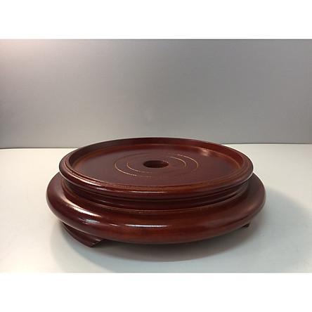 Đế kê bát hương chất liệu gỗ( Đôn bát hương)