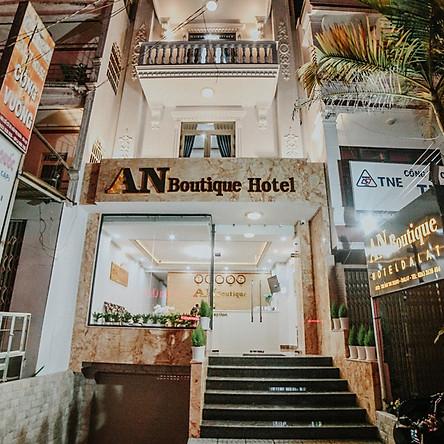AN Boutique Hotel 2,5* Đà Lạt - Gần Chợ Đà Lạt & Hồ Xuân Hương, Khách Sạn Mới