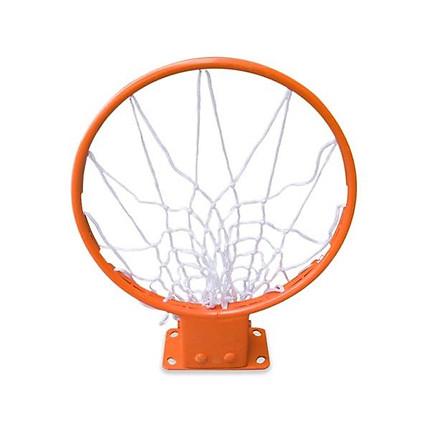 Vành bóng rổ thi đấu 45 cm NK+ tặng kèm lưới bóng rổ