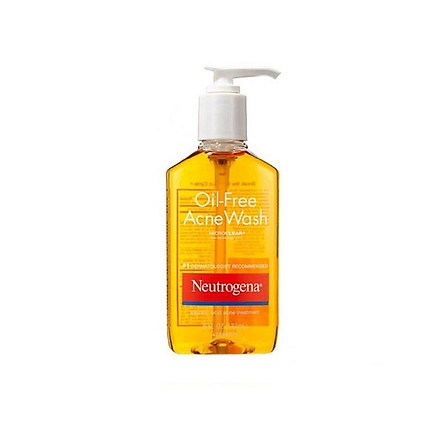 SỮA RỬA MẶT Neutrogena Oil-Free Acne Wash 269ml