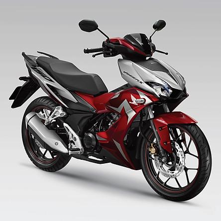Xe Máy Honda Winner X - Phiên Bản Camo - Phanh ABS
