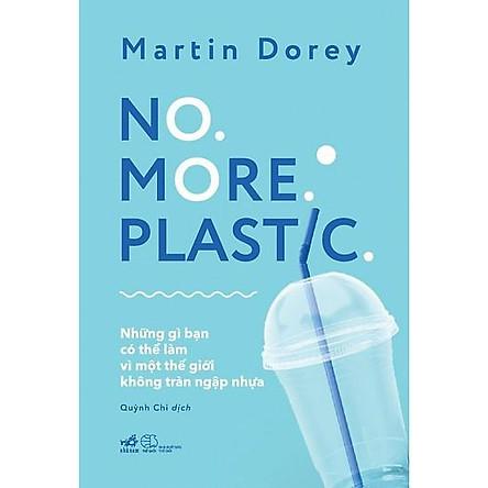 Sách - No more plastic (tặng kèm bookmark thiết kế)
