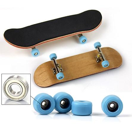 Ván trượt mini đồ chơi cao cấp dành cho trẻ em, tấm trượt ván gỗ bằng ngón tay ,bánh xe chịu lực tốt ,đồ chơi trẻ em