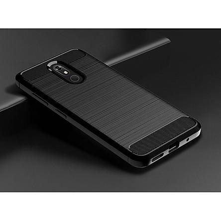 Ốp lưng chống sốc Vân Sợi Carbon cho Nokia 3.2