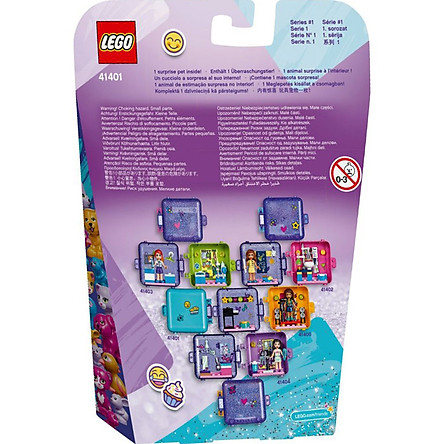Đồ Chơi Lắp Ghép LEGO Friends Hộp Phụ Kiện Đồ Chơi Của Stephanie 41401