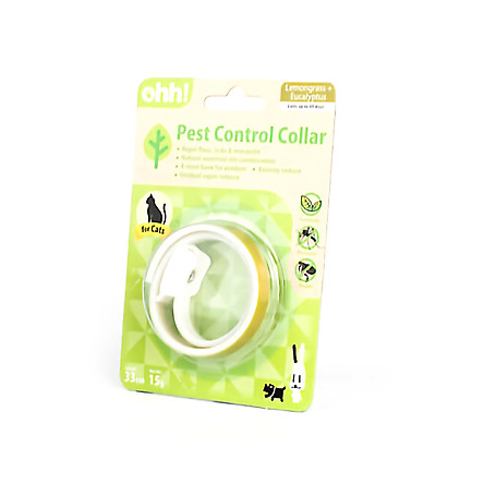 Xiaomi Mijia Eco-Chain Ohh Essential Repellent Collar for Dog Cat Plant Formula Isolated Pets Mosquito Drive the Flea 60