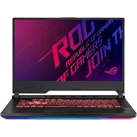 Laptop Asus ROG Strix G G531GT-HN553T (Core i5-9300H/ 8GB DDR4 2666MHz/ 512GB SSD PCIE G3X4/ GTX 1650 4GB GDDR5/ 15.6 FHD IPS, 144Hz/ Win10) - Hàng Chính Hãng