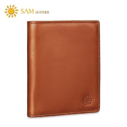 Ví Nam Da Bò SAM Leather SAMDKL008