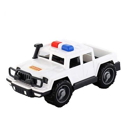 Xe Jeep cảnh sát tuần tra hộ tống đồ chơi - Polesie Toys