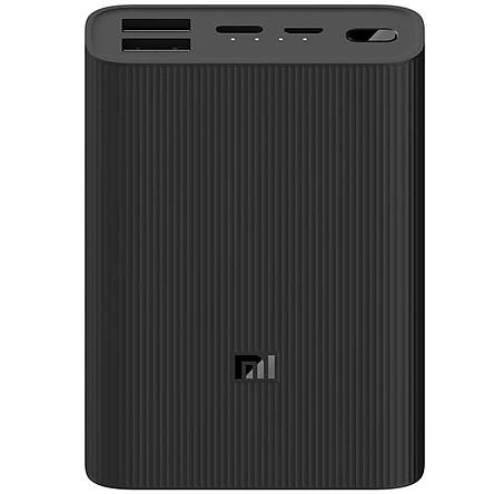Pin sạc dự phòng Xiaomi Power Bank 3 10,000mAh Ultra Compact - Hàng chính hãng