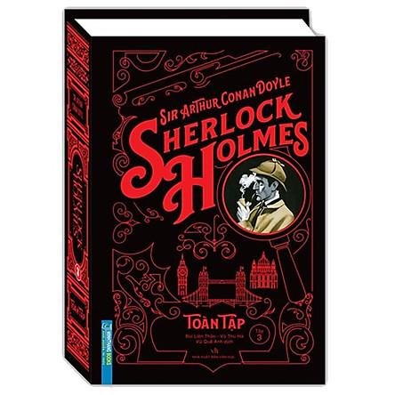 Sherlock Holmes Toàn Tập - Tập 3 (Bìa Cứng) - 2020