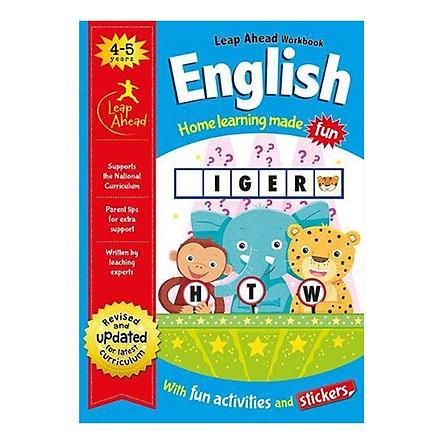 Leap Ahead: 4-5 Years English