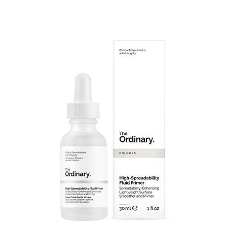 Serum lót The Ordinary High-Spreadability Fluid Primer - 30ml