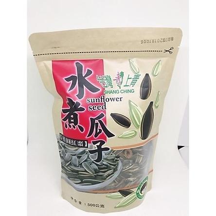 Hướng dương tẩm vị táo đỏ, long nhãn Shangqing Đài Loan 500g