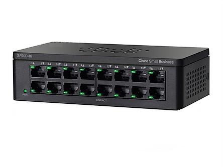 Thiết Bị Mạng Cisco SF95D-16 Hàng chính hãng