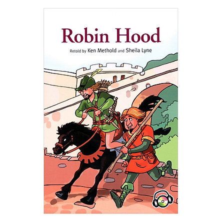 Compass Classic Readers 2: Robin Hood (With Mp3) (Paperback)