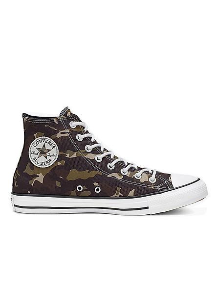 Giày Sneaker Unisex  Converse Chuck Taylor All Star Allover Camo - 165915C