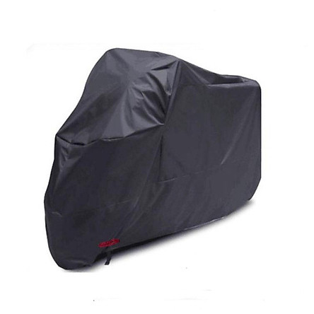 Professional Motorcycle Cover Oxford Cloth Motorbike Protector Outdoor XXXL