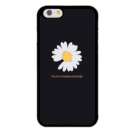 Ốp Lưng in cho iPhone 6/ 6s Plus Mẫu Cúc Họa Mi 22 - Hàng Chính Hãng
