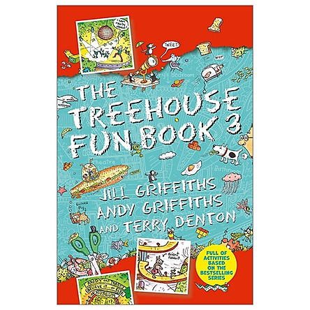 The Treehouse Fun Book 3 (Treehouse Fun Books)