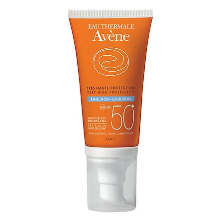 Kem Chống Nắng Bảo Vệ Tối Đa Avène Very High Protection Emulsion SPF50+ (50ml)