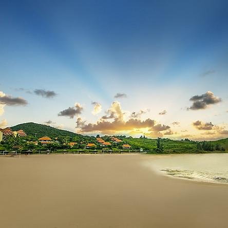 Romana Resort 4* Phan Thiết 2N1Đ - Gồm 03 Bữa Ăn, Hồ Bơi, Bãi Biển Riêng, Phòng Hướng Biển Dành Cho 02 Người