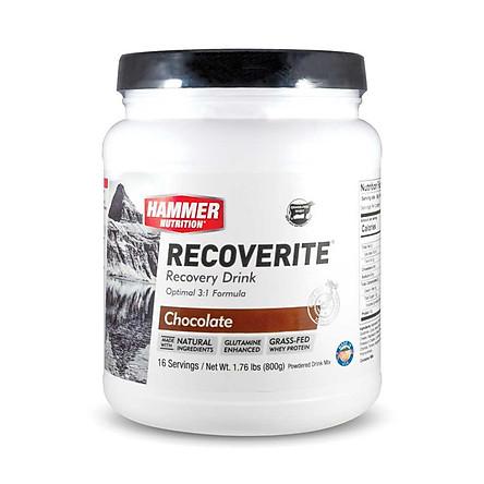 Sữa Phục Hồi Cơ Bắp Hammer Nutrition Recoverite 16 serving