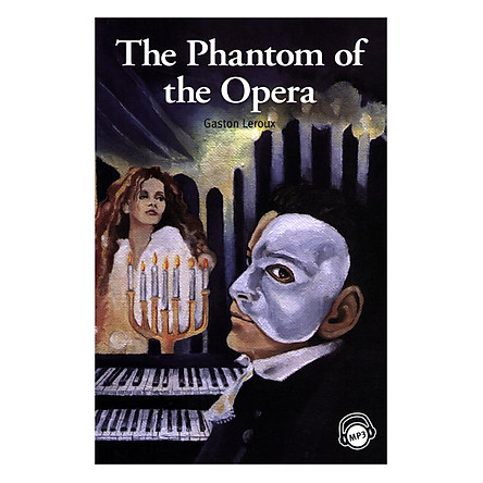 Compass Classic Readers 6: The Phantom of the Opera (With Mp3) (Paperback)