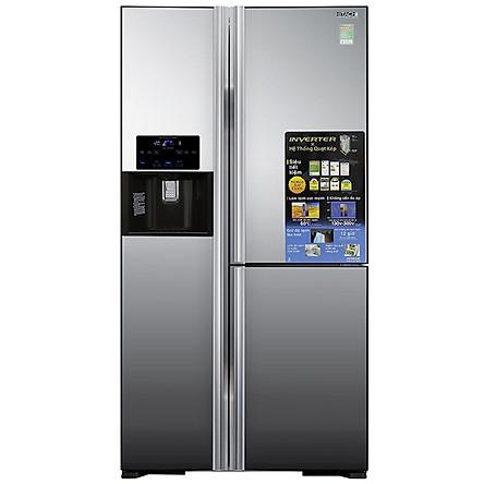 Tủ Lạnh Hitachi Inverter 584 lít R-FM800GPGV2X MIR (HÀNG CHÍNH HÃNG)