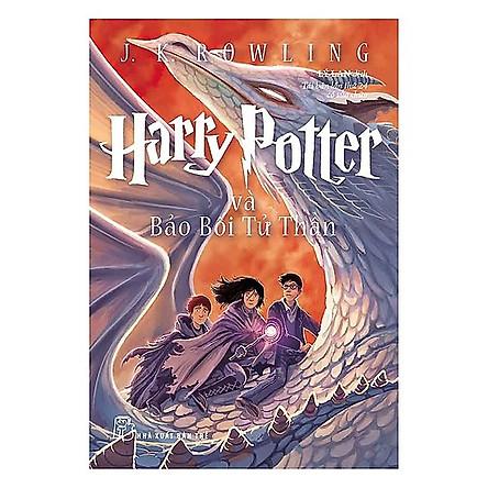 Tác Phẩm Kinh Điển Thu Hút Cả Người Lớn Và Trẻ Em: Harry Potter Và Bảo Bối Tử Thần - Tập 07 (Tái Bản 2017)