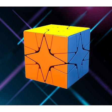 Đồ Chơi Rubik Biến Thể Dạng Sao Xiên