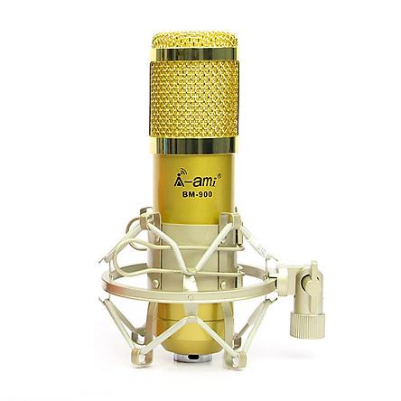 Micro thu âm Ami BM-900