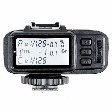 Điều khiển đèn Godox X1T-C-TTL 2.4G Wireless Flash Trigger cho Canon - Hàng Chính Hãng