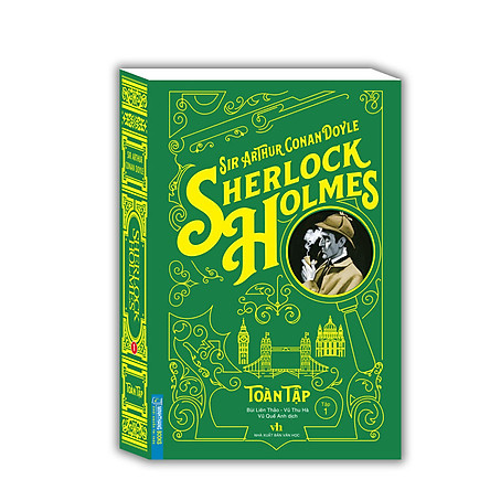 Sherlock Holmes Toàn Tập - Tập 1 (Bìa Mềm) - 2021