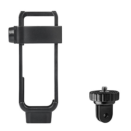 Plastic Protective Frame With 1/4 inch Thread For DJI OSMO Pocket Camera Accessory