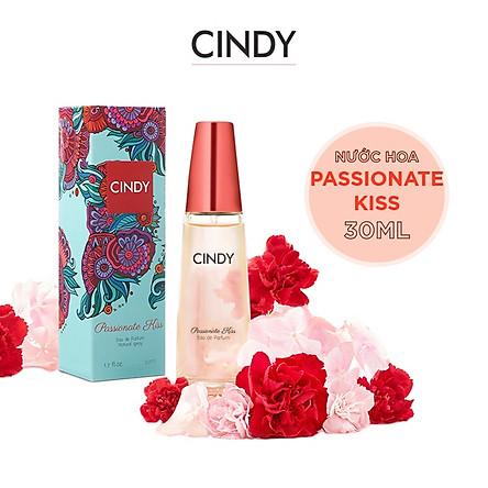Nước Hoa Nữ Cindy Passionate Kiss 30ml Chính Hãng