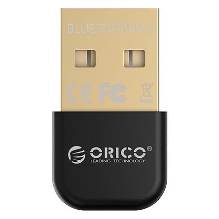 Thiết bị kết nối Bluetooth 4.0 qua cổng USB trên máy tính Orico BTA-403 - Hàng nhập khẩu