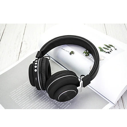Tai nghe - Headphone Bluetooth chụp tai Over ear Wireless M8