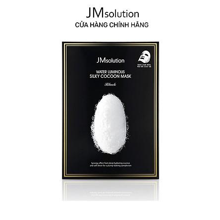 Mặt Nạ Jmsolution Water Luminous Silky Cocoon Mask Làm Mềm, Cấp Ẩm Và Dưỡng Trắng 35ml