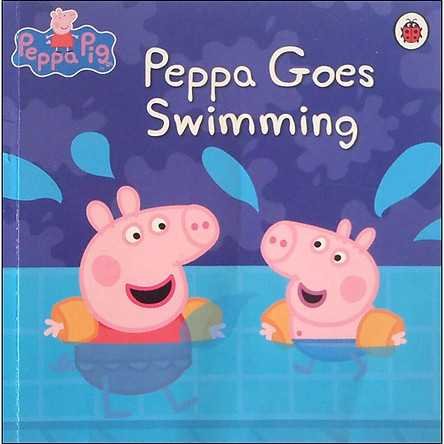 Peppa Pig : Peppa Goes Swimming