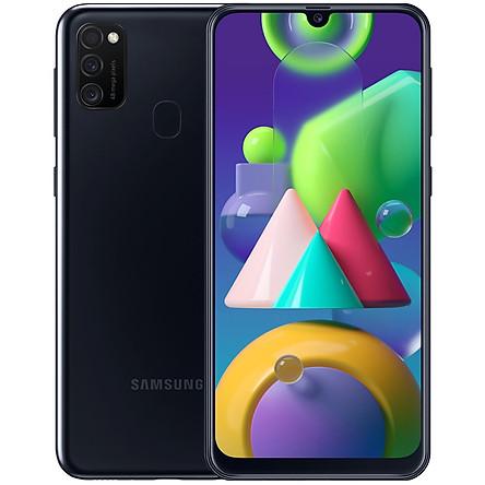 Điện Thoại Samsung Galaxy M21 (4GB/64GB) - Hàng Chính Hãng