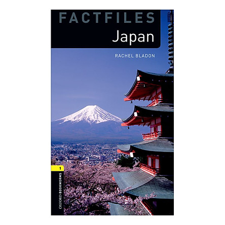 Oxford Bookworms Library (3 Ed.) 1: Japan Factfile