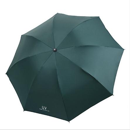 Ô Dù Che mưa Che Nắng Chống Tia UV (màu ngẫu nhiên)