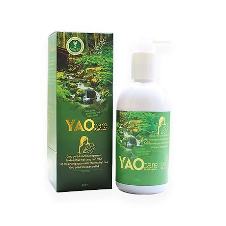 Gel tắm thảo dược cho phụ nữ sau sinh Yaocare Mama (250ml)