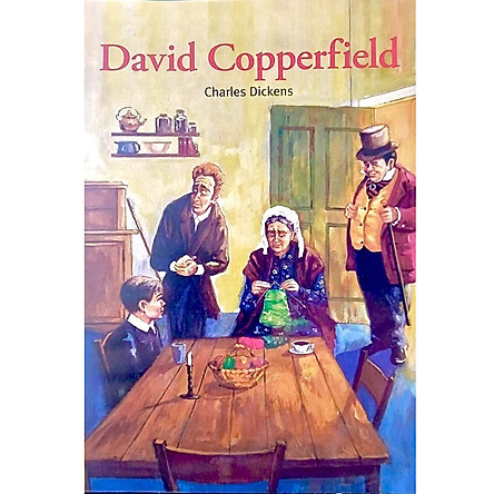 Compass Classic Readers 4: David Copperfield (With Mp3) (Paperback)