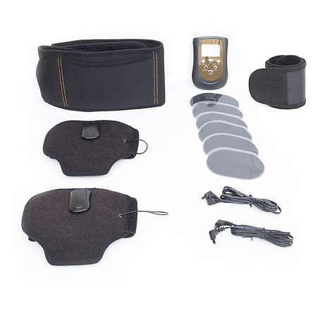 Đai massage hỗ trợ giảm béo và tạo cơ dành cho vùng bụng và tay Boditek AATB ( 6 điện cực lớn) - nhập khẩu chính hãng ( UK )