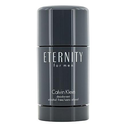 Sáp Khử Mùi Nam CK Enternity For Men Deodorant 88300605705 (75g)