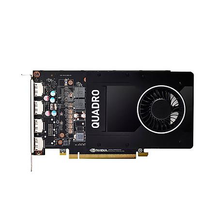 Card màn hình NVIDIA Quadro P2200 5GB GDDR5X - Hàng Chính Hãng