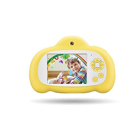 Máy chụp hình cho bé Aturos ES-P6 tích hợp chơi game, nghe nhạc, camera HD 5MP, màn hình IPS - Hàng nhập khẩu