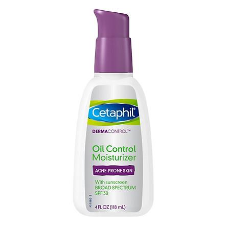 Kem Dưỡng Ẩm Cho Da Dầu Cetaphil Derm Oil Control Facial Moist